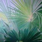 Washingtonia Palme