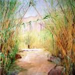 Schlucht Bambus