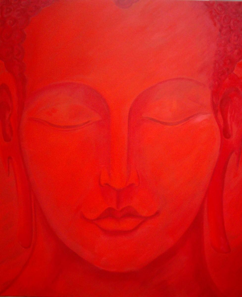 Head of Buddha Rot