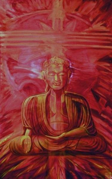 Buddha Rot